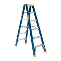 Step Ladder 6' 1.8m Fibreglass