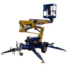 Cherry Picker 33ft 10.2m Electric