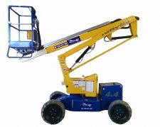 Boom Lift Knuckle 34'