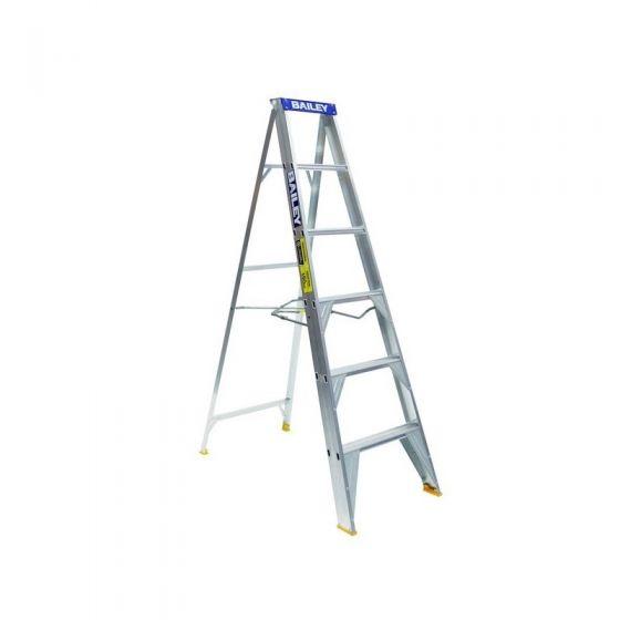 Step Ladder Alloy 6' 1.8m