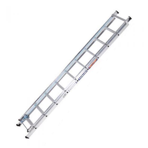 Extension Ladder Aluminium 24' 7.3m