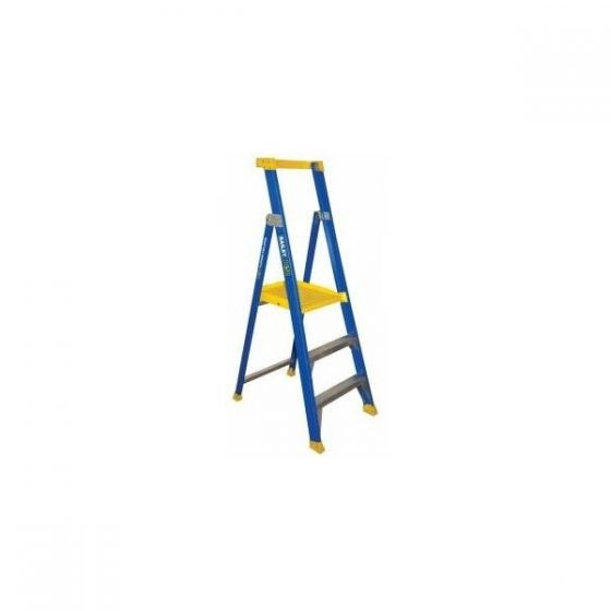 Platform Ladder Fibreglass 4' 1.2m