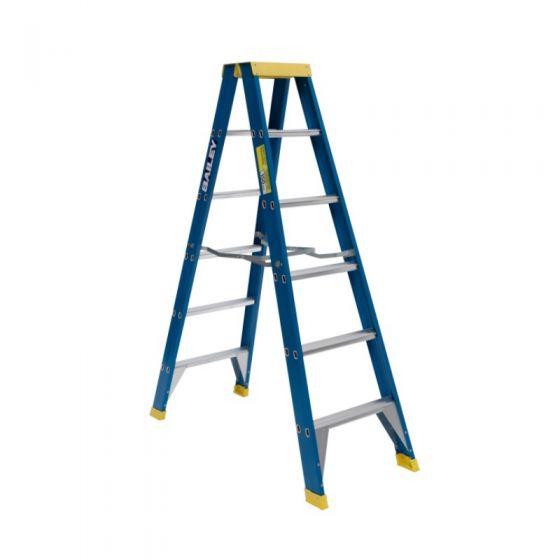 Step Ladder Fibreglass 5' 1.5M