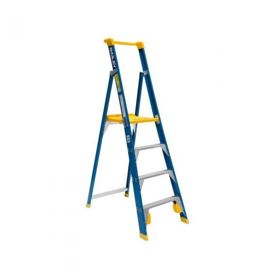 Platform Ladder Fibreglass 6' 1.8m