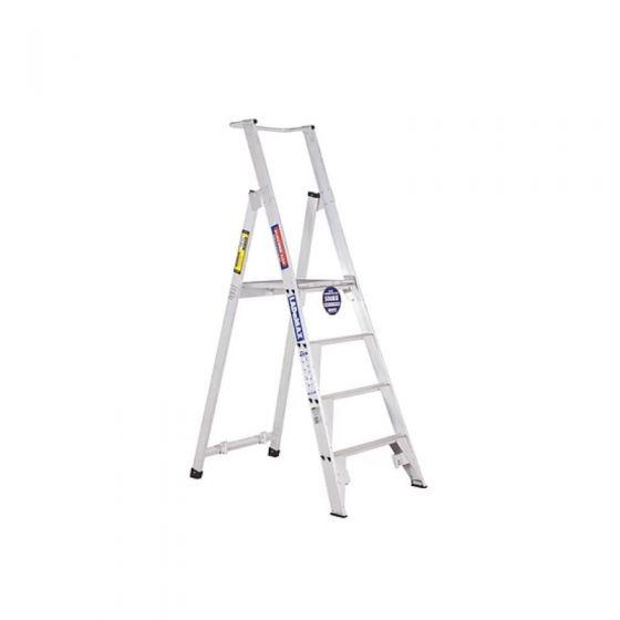 Platform Ladder Aluminium 8' 2.4m