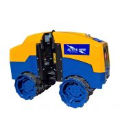 Trench Roller Remote Controlled