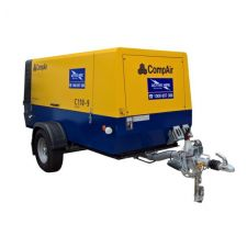 Air Compressor 400 cfm Diesel