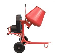 Cement Mixer Electric