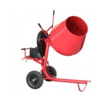 Concrete Mixer Electric 3.5 Cu Ft