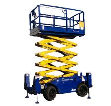 Scissor Lift 33' All Terrain